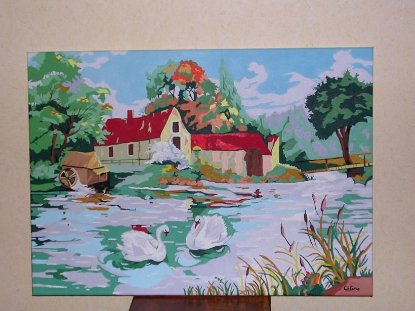 Toiles page 2 - Paysage peinture facile ...